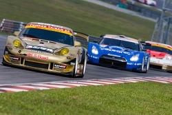 Nobuteru Taniguchi and Shinichi Yamaji, Taisan Porsche