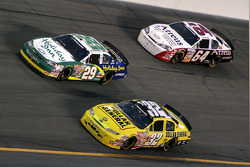 Brian Vickers, Scott Wimmer and David Stremme