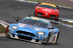 #33 Jetalliance Racing Aston Martin DB9: Karl Wendlinger, Ryan Sharp