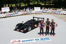 #20 Epsilon Euskadi Epsilon Euskadi Judd: Angel Burgueno, Miguel Angel de Castro, Adrian Valles