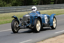 #11 Riley Sprite 1935: John Polson, Julian Bronson