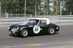 #35 Austin Healey 3000 1959: Christian Van Lanschot, Karsten Le Blanc