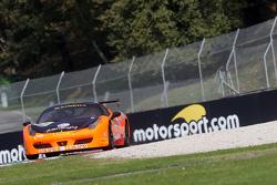 #52 CDP Ferrari 458: Reanto di Amato