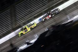 Matt Crafton, Thorsport Racing and Erik Jones, Kyle Busch Motorsports