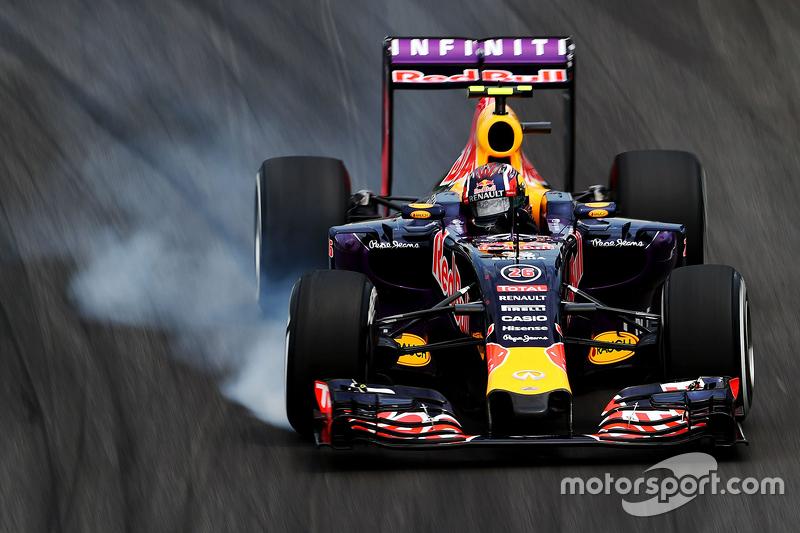 5. Daniil Kvyat, Red Bull Racing RB11