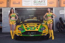 Grid girls of Darryl O'Young, Craft-Bamboo AMR Aston Martin Vantage GT3