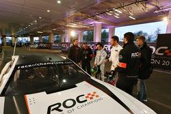 Daniel Ricciardo, Felipe Massa, Jenson Button, Nico Hulkenberg