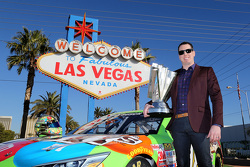 2015 NASCAR Sprint Cup Series champion Kyle Busch, Joe Gibbs Racing Toyota