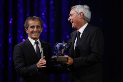 Alain Prost and Jean-Paul Driot