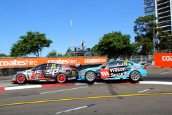 James Courtney and Scott McLaughlin, Garry Rogers Motorsport