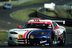 Oreca车队53号克莱斯勒Viper GTS-R:贾斯汀·贝尔、卢卡·德鲁蒂、大卫·多诺霍
