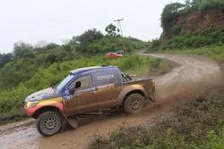 #357 Toyota: Nunzio Coffaro, Daniel Meneses