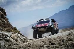 #314 Peugeot: Sèbastien Loeb, Daniel Elena
