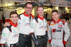 #4 C. ABT Racing Audi R8 LMS: Christer Jons, Andreas Weishaupt, Isaac Tutumlu Lopez, Matias Henkola, Daniel Abt