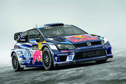 Volkswagen Motorsport Polo WRC livery unveil