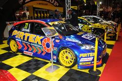 Andrew Jordan, Pirtek Racing, Motorbase Ford Focus