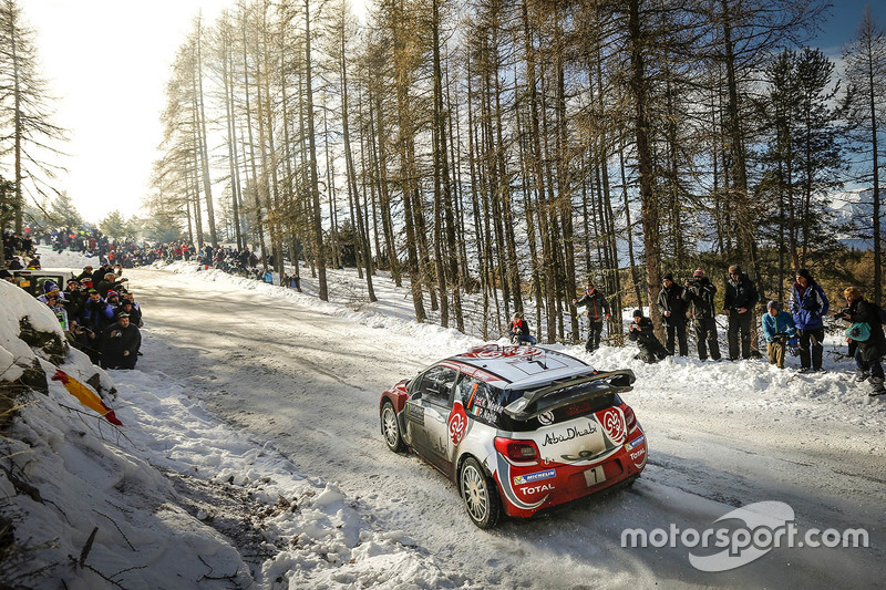 10. Kris Meeke, Paul Nagle, Citroën DS3 WRC, Citroën World Rally Team