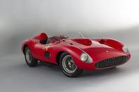 أخبار السيارات صور - فيراري 335 إس سكاغليتي سبايدر 1957