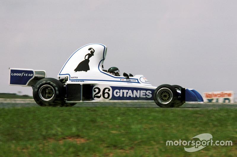 Gitanes & Ligier