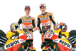 Dani Pedrosa, Repsol Honda Team and Marc Marquez, Repsol Honda Team