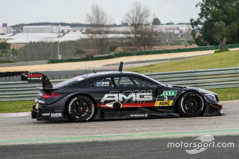 保罗·迪雷斯塔,梅赛德斯奔驰AMG C63 DTM
