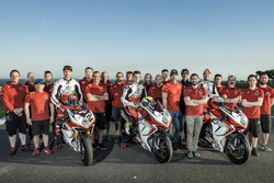 Presentation Team MV Agusta