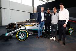 Mercedes Motorsport 2016 Presentation
