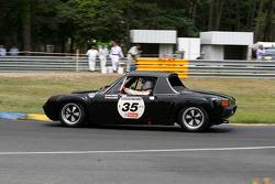 #35 Porsche 914/6 GT 1970: Georges-Henri Meylan, Olivier Audemars