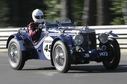 45-Smith-Hilliard, Fenichel-MG Magnette K3 1933