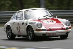 40-Moorkens, De Seynes-Porsche 911 T 1968