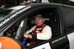 #10 Team Germany 1 Porsche Cayenne S Transsyberia: Armin Schwarz and Andreas Schulz