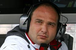 Dr Colin Kolles Force India Team Principal