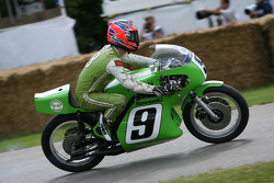 Scott Smart, 1972 Kawasaki H2R
