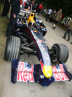 Sebastian Buemi, 2005 Red Bull Cosworth RB1
