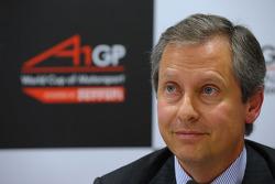 Mario Almondo, Scuderia Ferrari, Technical Director