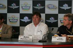 NASCAR Goodyear press conference: Robin Pemberton, NASCAR