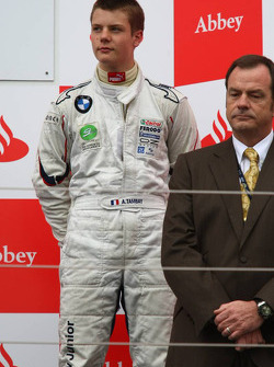 3rd, Adrien Tambay, Eifelland Racing