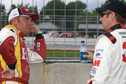 Clint Bowyer and Greg Biffle