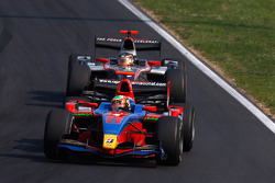 Karun Chandhok leads Jerome D'Ambrosio