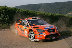 Henning Solberg and Cato Menkerud, Stobart VK M-Sport Ford World Rally Team, Ford Focus RS WRC 2007