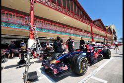 Scuderia Toro Rosso, STR03