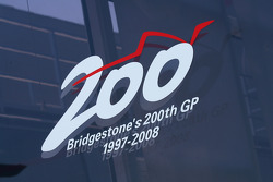 Bridgestone 200th Grand Prix