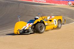 Ilja Burkoff, 1968 McLaren M6B