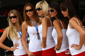 Kingfisher girls