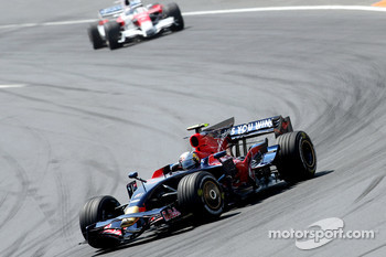 Sebastian Vettel, Scuderia Toro Rosso, STR03