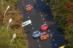 #77 BMS Scuderia Italia Ferrari 430: Matteo Malucelli, Paolo Ruberti
