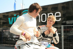 Oliver Oakes and Marcus Ericsson