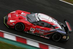 #23 Xanavi Nismo GT-R: Satoshi Motoyama, Benoit Treluyer, Fabio Carbone