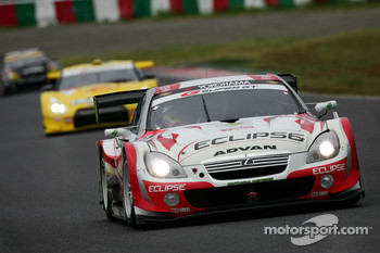 #25 Eclipse Advan SC430: Takeshi Tsuchiya, Hiroaki Ishiura