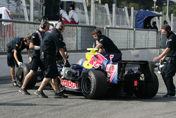 Mark Webber, Red Bull Racing, RB4